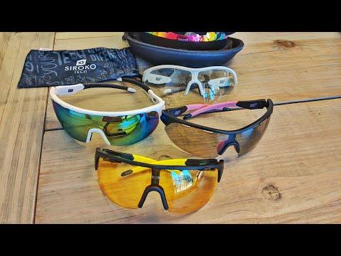 Siroko Cycling Eye Wear Review