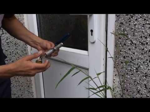 Euro cylinder lock change by Bristol & Bath Locksmiths