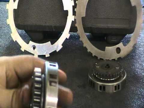 4.7 Dodge / Chryser crankshaft reluctor ring conversion kit