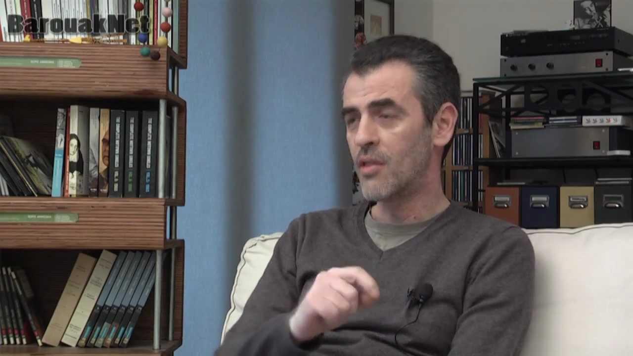Συνέντευξη Νίκου Παναγιωτόπουλου στο BarouakNet.