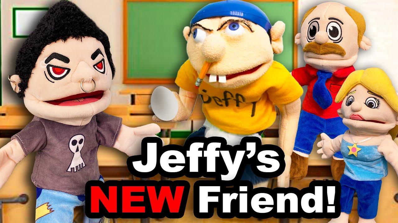 SML Movie: Jeffy's New Friend!