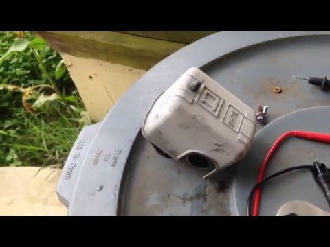 How a Pressure Switch Works (Well Pump)