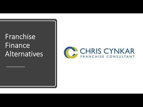 Franchise Financing Alternatives