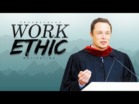 Do People Know You Because Of Your Unbelievable Work Ethic? - Study Motivation
