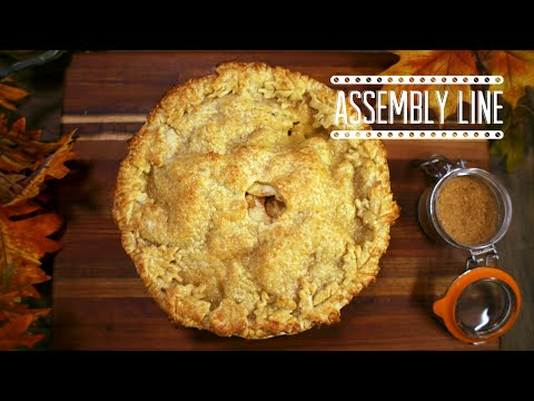 Eight Apple Pie | Assembly Line