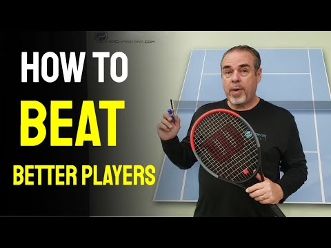 How to Beat Better Players
