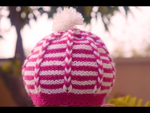 KNITTING CAP for One Year old Kid