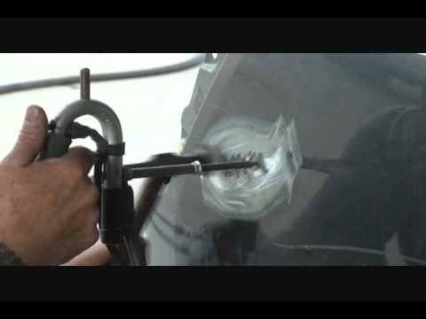 Collision Damage Repairs-How To Repair Your Damaged Vehicle-From Start To Finish-Part 1.
