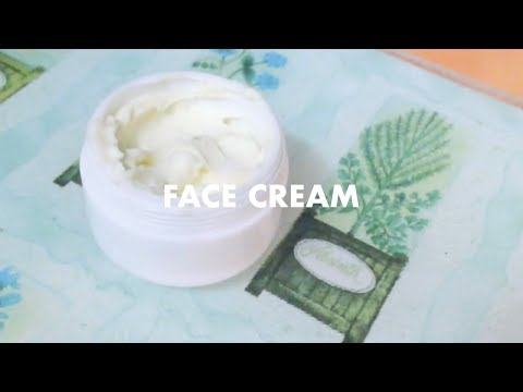 How To Make: Face Cream