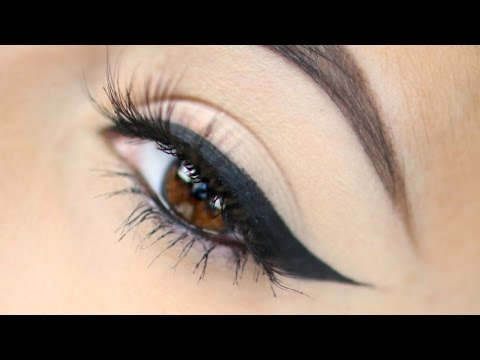 Easiest way to do eyeliner| EYELINER HACKS that will change your Life| Naghma syed