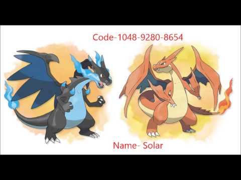 3DS Pokemon X and Y Friend Code