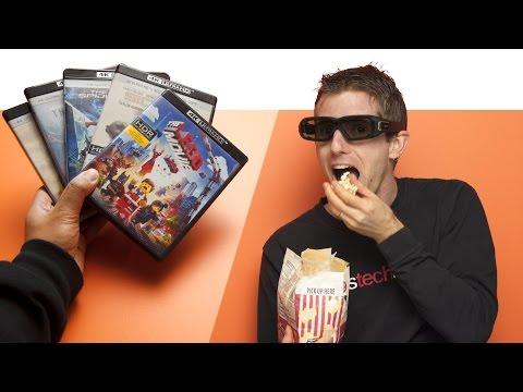 4K HDR Blu Ray - Is it worth it?