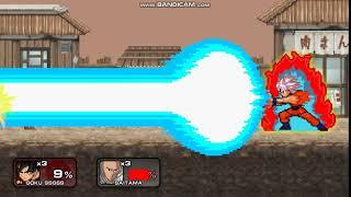 SSF2 Beta v1 0 0: Goku Master Ultra instinct form - PlayingItNow