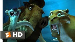 Ice Age (4/5) Movie CLIP - Ice Slide (2002) HD