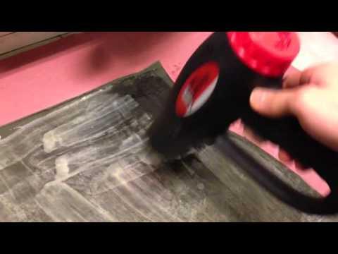 Fabric Waxing Tutorial