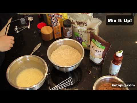 Keto Coffee Cake Recipe