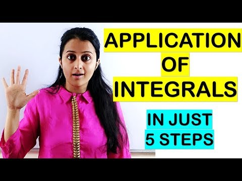 APPLICATION OF INTEGRALS WORD PROBLEM || 6 MARKS QUESTION- CBSE / ISC CLASS XII 12th