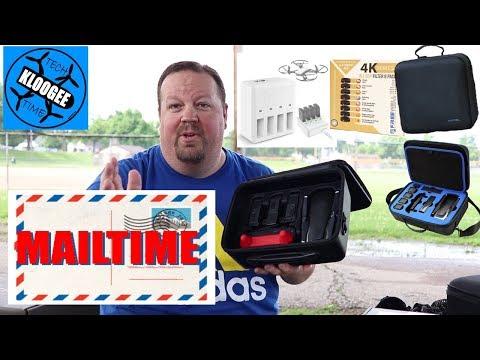 Mailtime - Accessories for DJI Spark, Mavic Air, & Tello