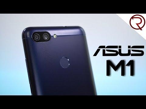 Asus Zenfone Max Plus M1 REVIEW - 5.7