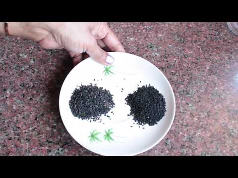 Hair oil for black,long and thick hair || hair regrowth very fast