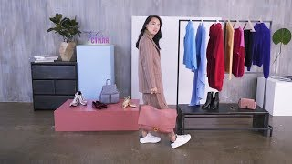 Модные сумки осени: «Правила стиля» с главным редактором Glamour Иляной Эрднеевой