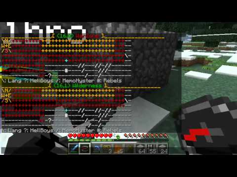 Factions PVP Tutorial Help  - Land Claim Power Points F Map Basic Use Strategy Minecraft Tip Bukkit