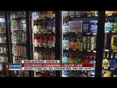 Gov. Hickenlooper signs liquor law
