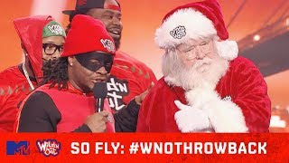 Emmanuel Hudson Gets Schooled On Santa's Ho's Ho' Ho's 🎅🏻 | Wild 'N Out | #SoFly