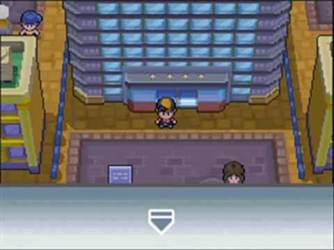 Pokemon Soul Silver - How to Get Starters Pokemon Hoen & Kanto [US Version]