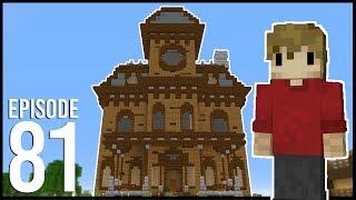 Hermitcraft 6: Episode 81 - MANSION MINIGAME