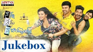 Naanna Nenu Naa Boyfriends Full Songs Jukebox || HebahPatel,Ashwin,Parvateesam,Noel
