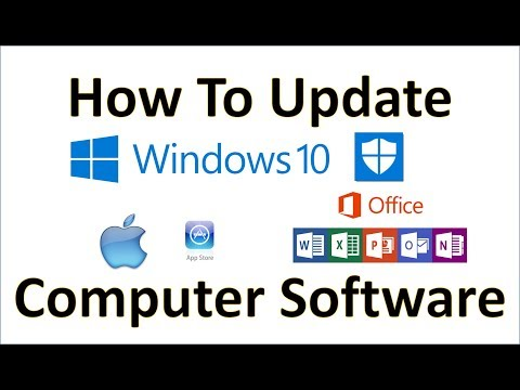 Computer Fundamentals - How To Update Your Software