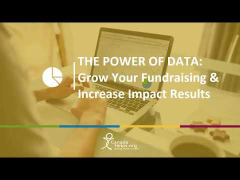 The Power of Data to Transform Your Charity's Results