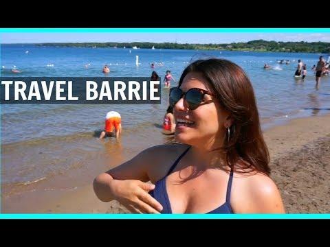 Travel Barrie: Centennial Beach