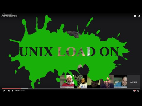 Unix Load On STABLE-17.02