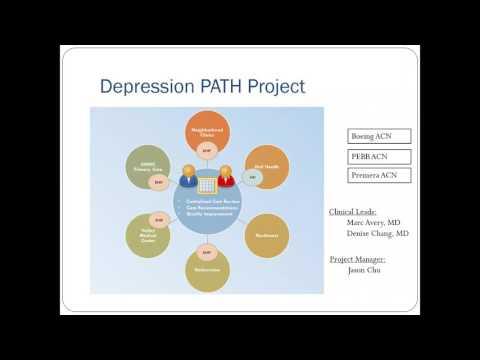 Depression - Population Approach to Health (Depression PATH)
