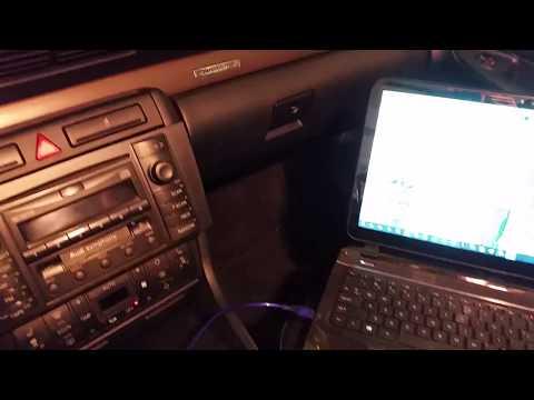 Radio Fix Audi A4 B5