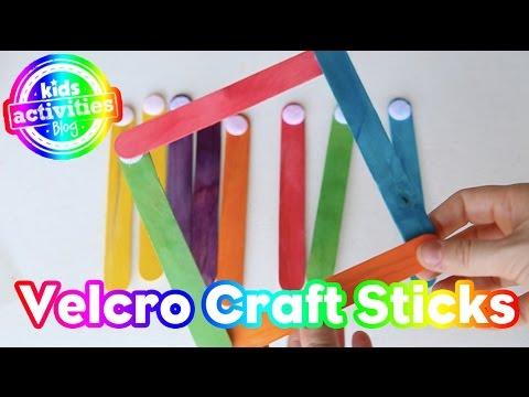 Velcro Craft Sticks