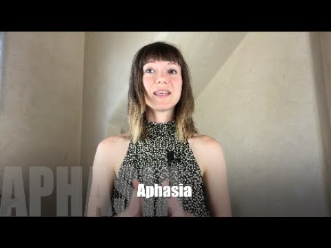 Passport to Aphasia (What to do After an Aphasia Diagnosis- Communication Tips)