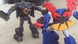 Transformers Character Showcase Stop Motion Series S01: RID EP01 Optimus Prime