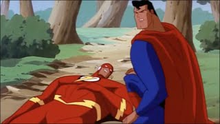 Superman & The Flash vs Weather Wizard