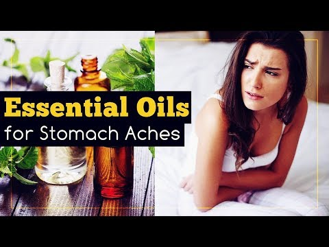 Best Essential Oils for Stomach Aches and Cramps