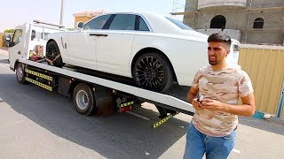 About My Rolls Royce...