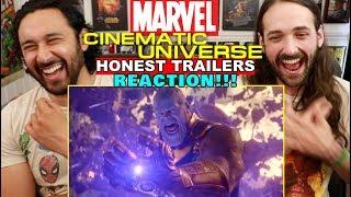 Download Honest Trailers | MCU - REACTION!!! Video
