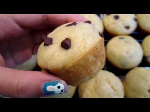 How To Make Mini Maple Pancake Muffins!