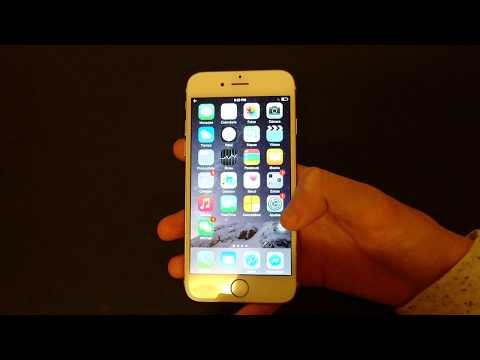 iPhone 6S Change Language BACK to English How to Any iPhone Model iOS 8 or iOS 9