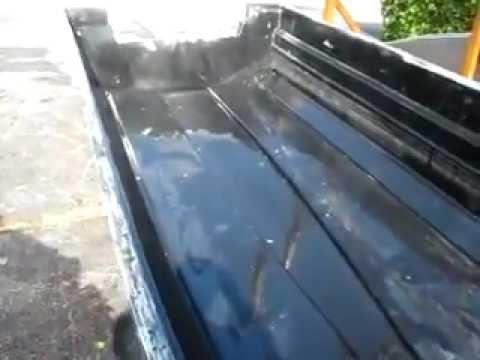 How to make a Panga fiberglass boat high side 22 hull mold - iboats.com