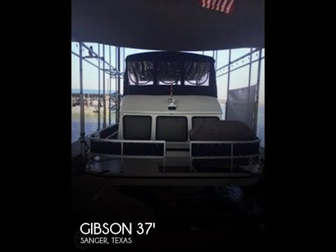 [SOLD] Used 1996 Gibson Sport Series 3714 in Sanger, Texas