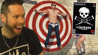 so they made a Jackass Video Game...