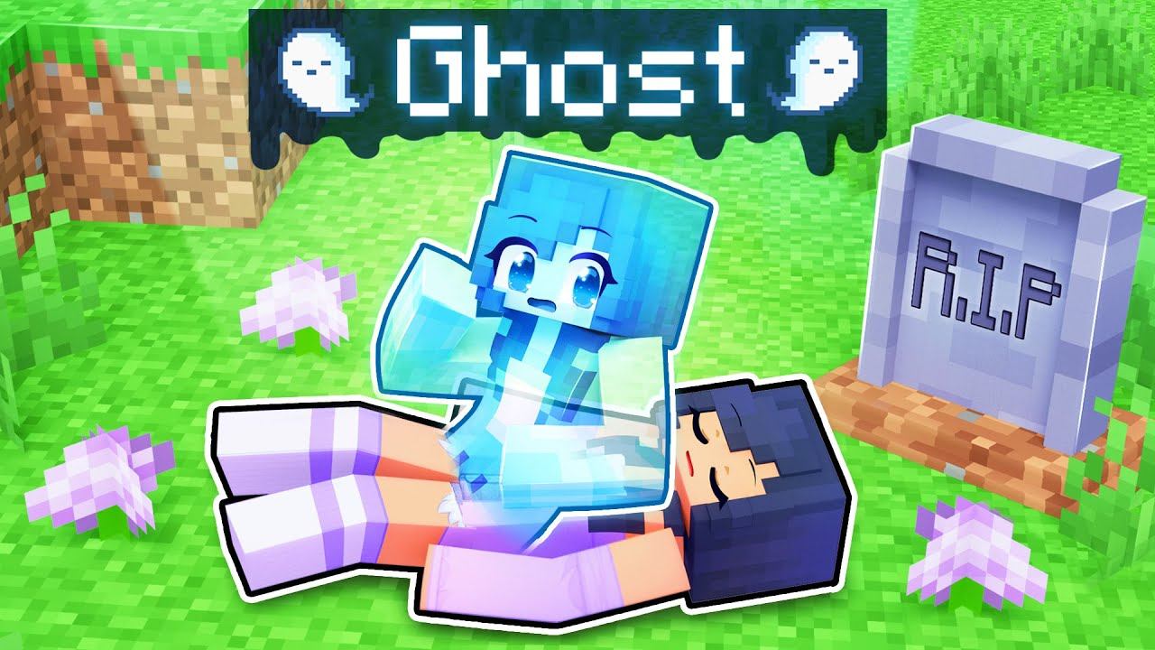 Aphmau DIED and became a GHOST in Minecraft!